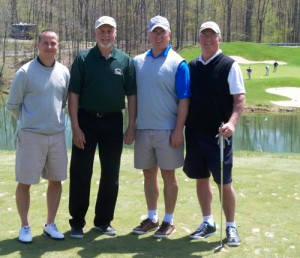 The golf outing gave physicians, physical therapists and exhibitors the opportunity to visit together in a great location with beautiful weather!